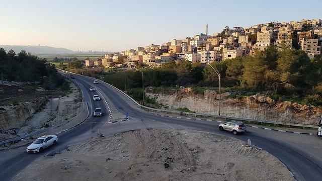 Новый участок шоссе № 6. Фото: Идо Эрез