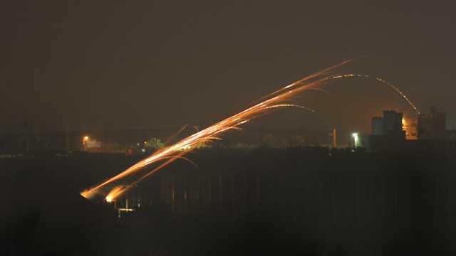 На границе с Газой. Фото: Ави Роках