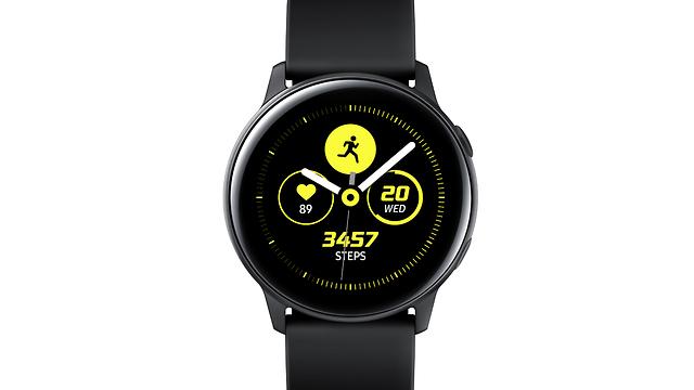 Galaxy Watch Active (צילום: סמסונג)