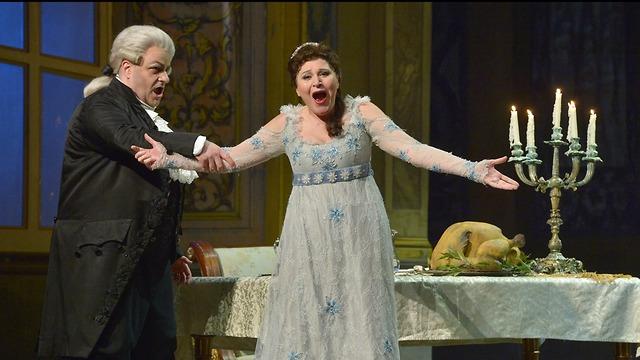 אופרה טוסקה (צילום: יוסי צבקר)