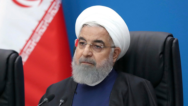 President Hassan Rouhani demands an apology from US President Donald Trump (Photo: Associated Press)