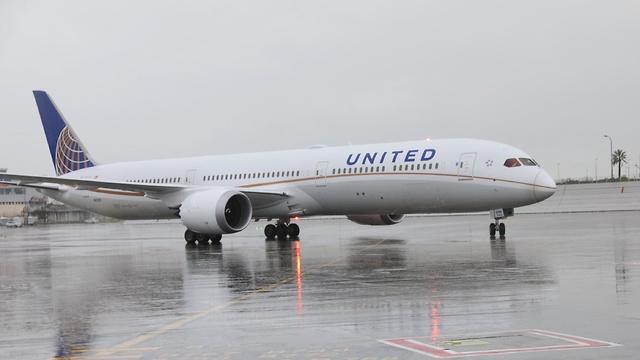 בואינג 787-10 ב נתב