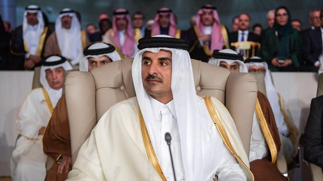 Sheikh Tamim bin Hamad Al Thani, the Emir of Qatar (Photo: AFP)