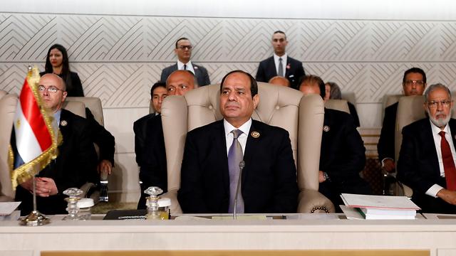 ועידת הליגה הערבית בטוניסיה  (צילום: רויטרס)