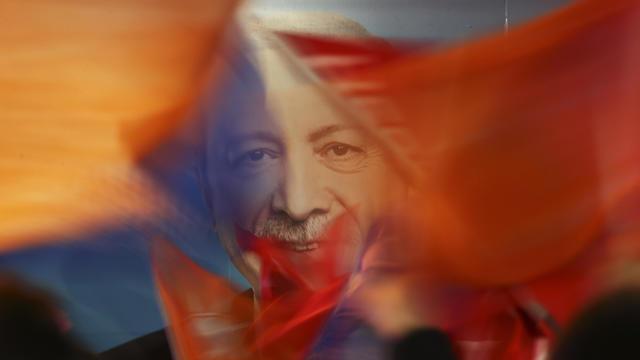 הבחירות המקומיות בטורקיה  (צילום: AP)