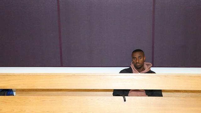 אספה בבית המשפט (צילום: מוטי קמחי)