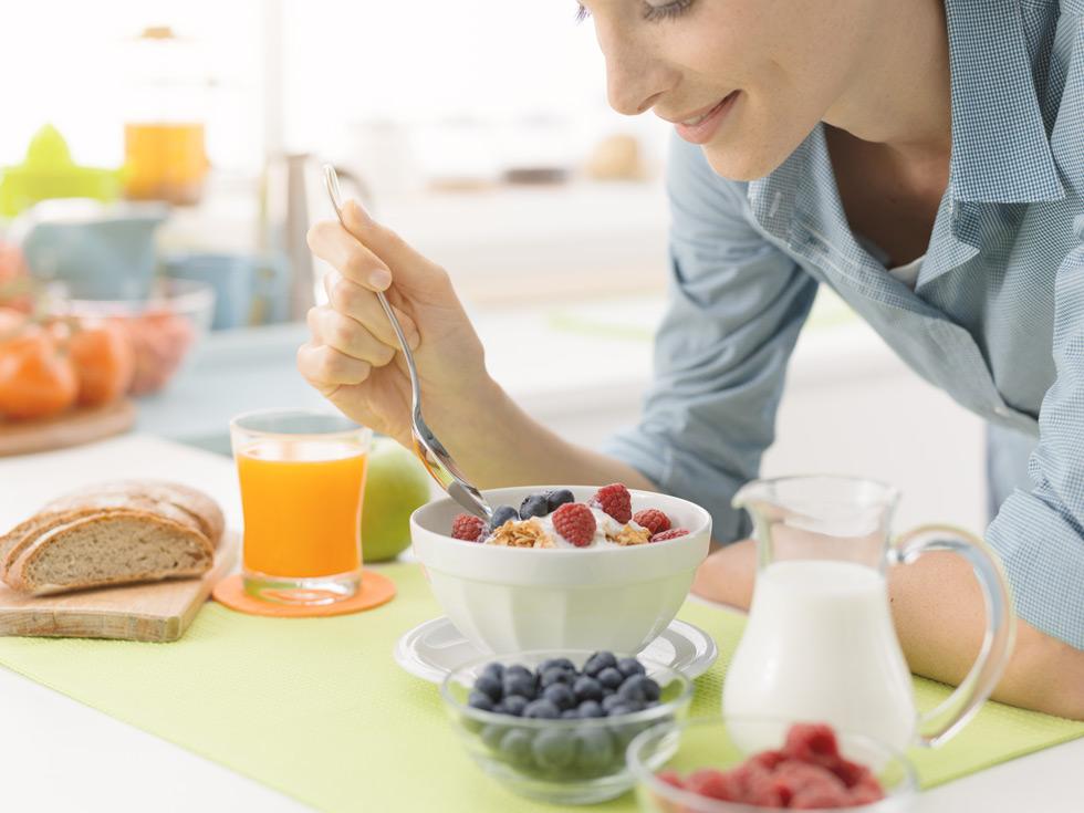 מה שתאכלי בבוקר יתן את הטון לשאר היום (צילום: Shutterstock)