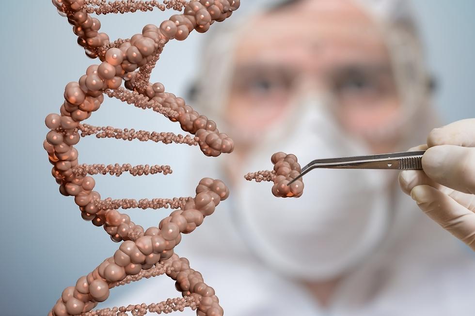 גנטיקה (צילום: shutterstock)