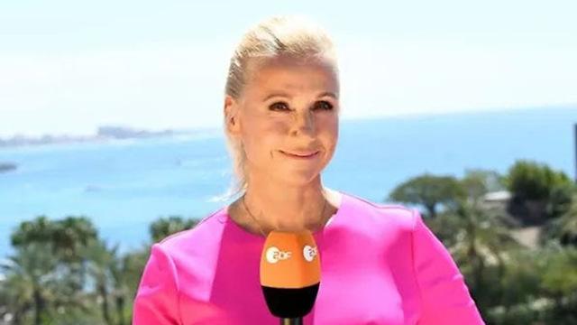 Андреа Кивел. Фото: ZDF
