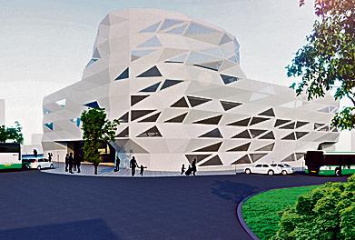 הדמיה: בר לוי דיין אדריכלים ומתכנני ערים