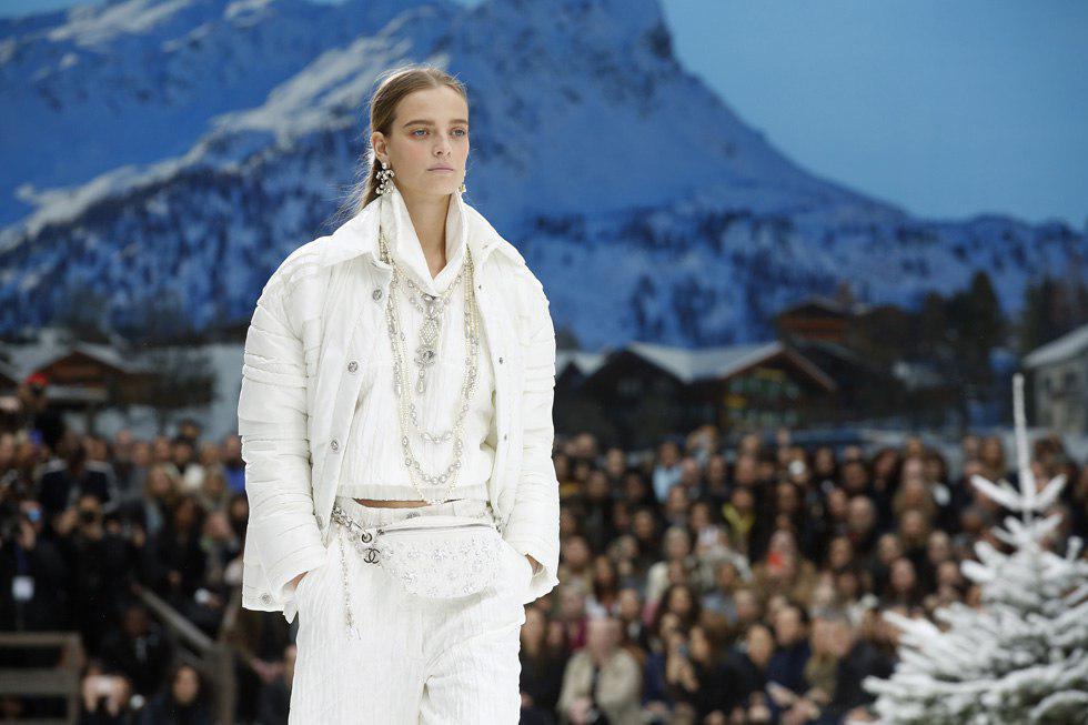 Дом моды Chanel, коллекция осень - зима 2019 года. Фото: пресс-служба