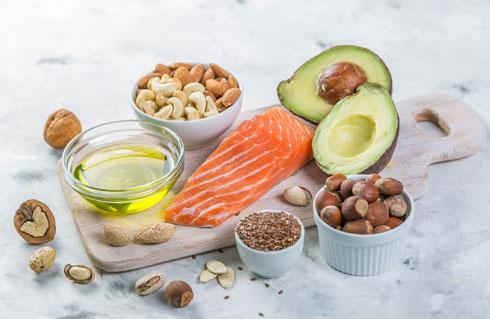 הרבה פחות מזון מן החי ויותר מזונות מהצומח. (צילום: Shutterstock)
