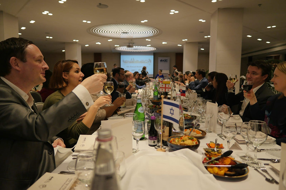 (צילום: הקונגרס היהודי העולמי)