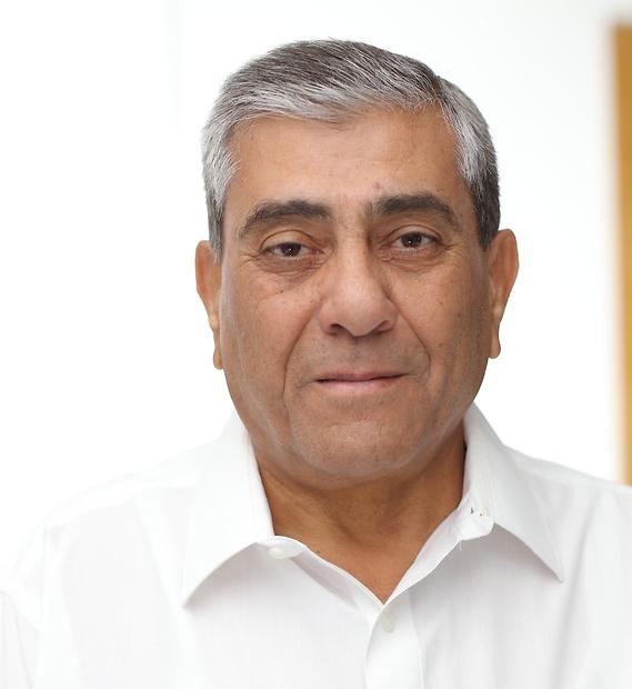 יגאל דמרי, בעלי חברת דמרי-גלים (באדיבות: י.ח דמרי )