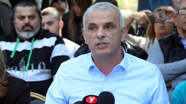 Moshe Kahlon   (Photo: Yariv Katz)