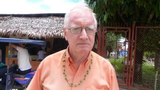 פול מקולי פעיל בריטי נמצא מת ב פרו אמזונס איכות הסביבה ()
