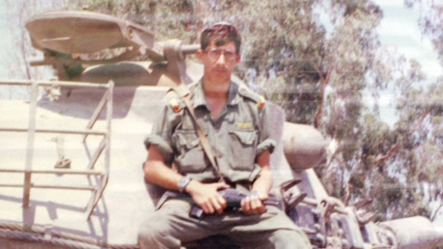 Zachary Baumel in his IDF uniform (Photo: Reproduction)