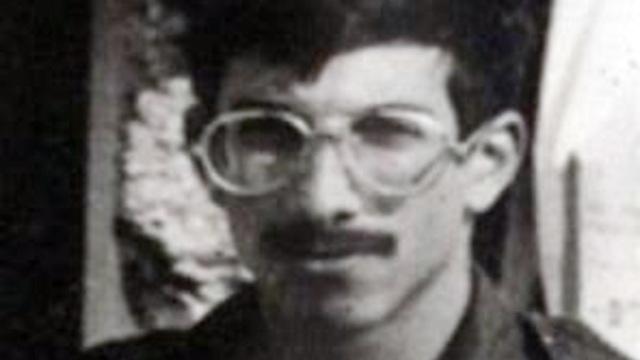 Zachary Baumel (Photo: IDF Spokesperson's Unit)