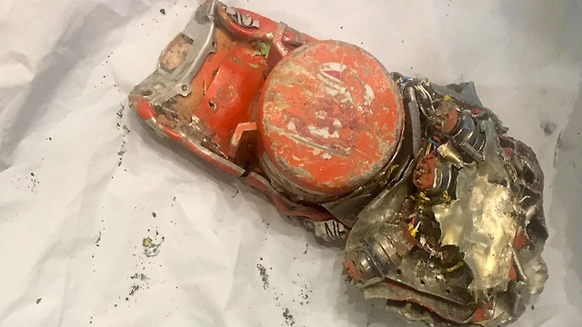 Black box recovered from Ethiopian plane (Photo: AFP)