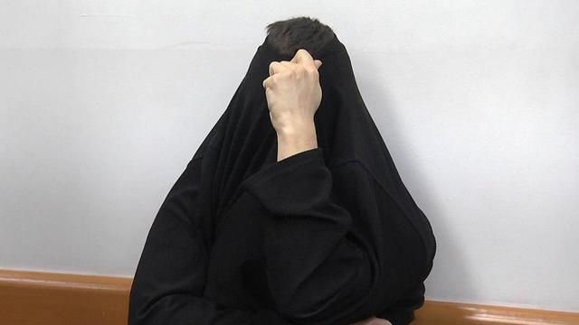 הארכת מעצר לרופא החשוד בפדופיליה עידן ברק (צילום: שמוליק דדפור)