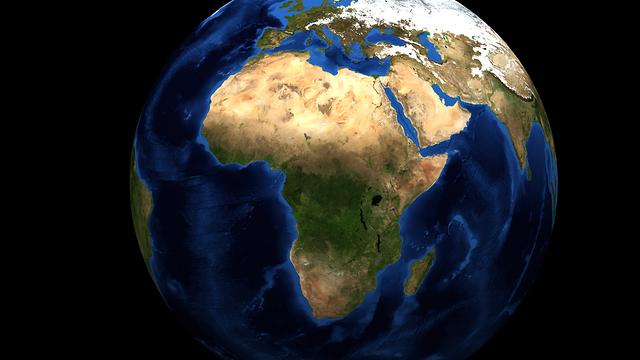 אפריקה (צילום: shutterstock)