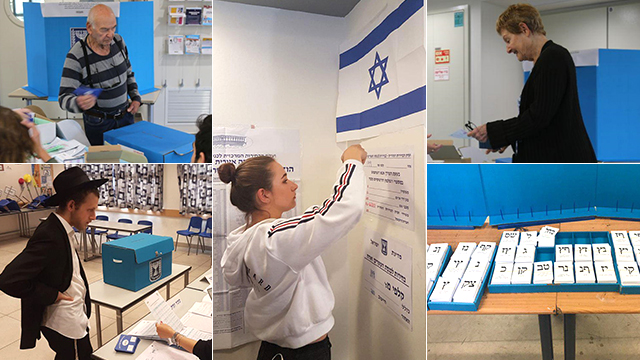 Israelis go to polls in 2019 elections