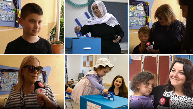 Israel goes to the polls