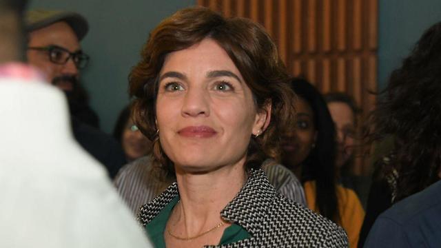 Meretz leader Tamar Zandberg (Photo: Yair Sagi)