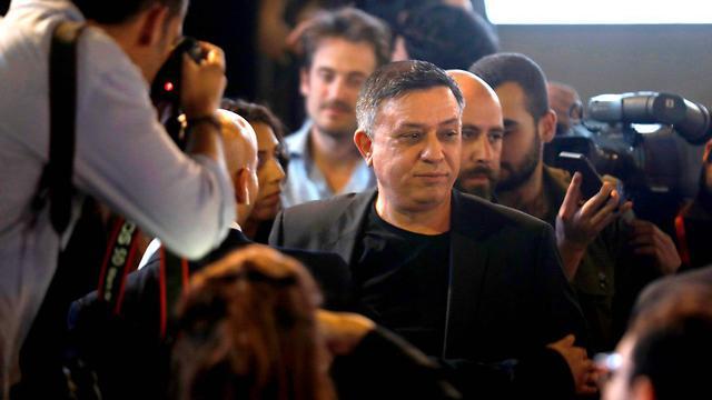 Лидер Аводы Ави Габай. Фото: AFP