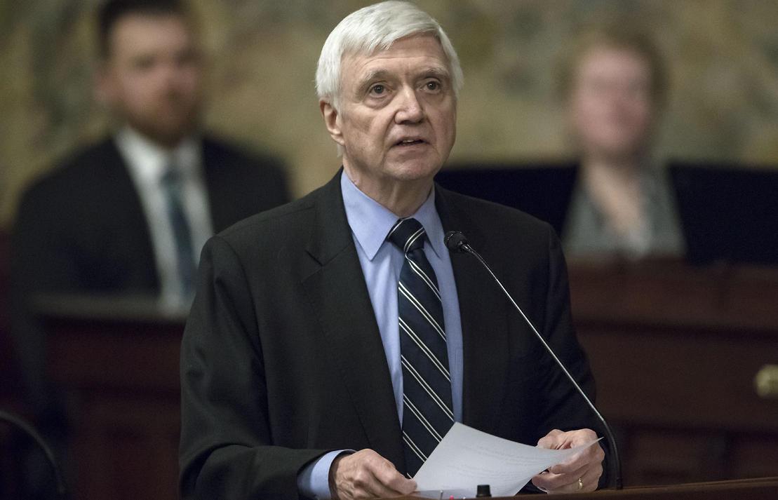 Penn. House Minority Leader Frank Dermody