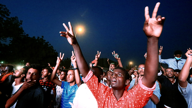 הפיכה צבאית בסודן (צילום: רויטרס)
