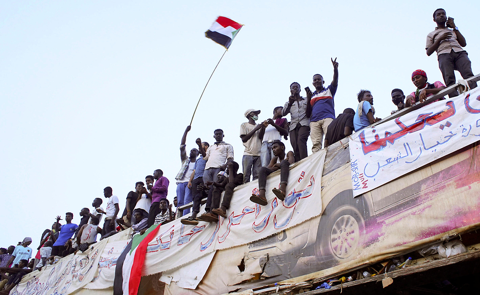 Military coup in Sudan (Photo: Reuters)