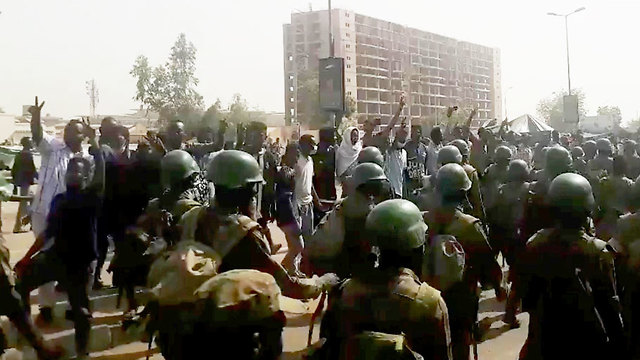 Sudan: Military coup (Photo: Reuters)