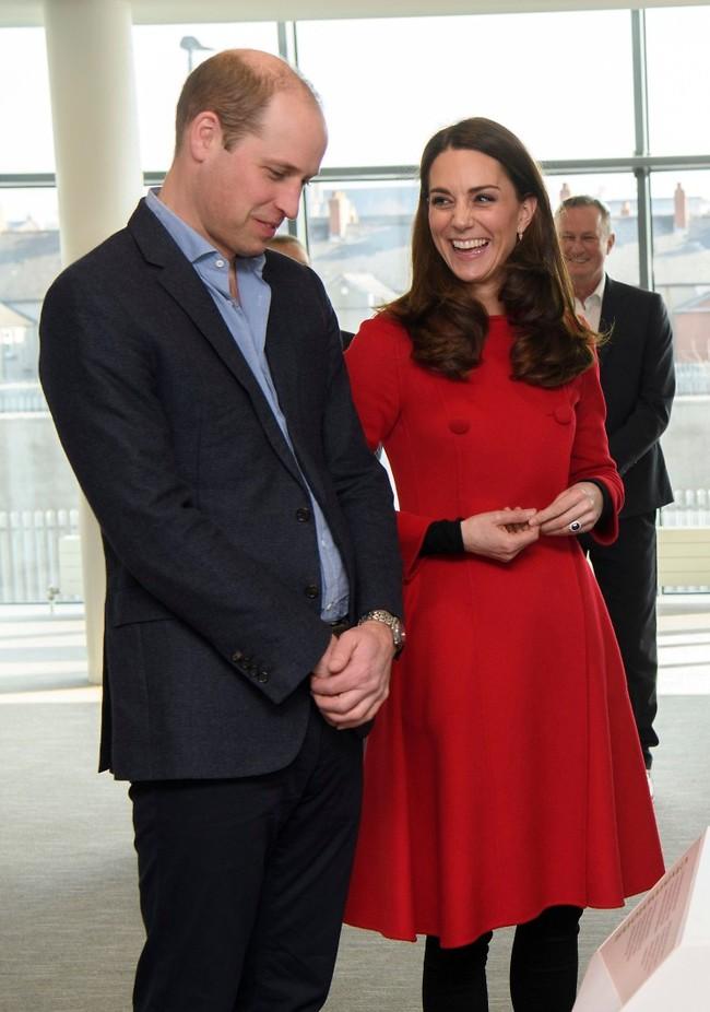 מצפים לכתר. קייט מידלטון והנסיך וויליאם (צילום: Gettyimages)