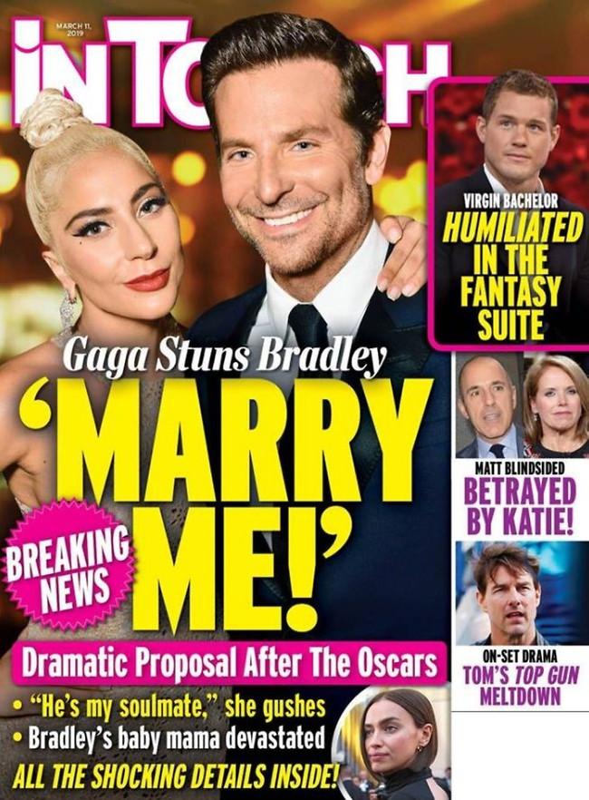 הצעת הנישואים שלא הייתה (צילום: מתוך הפייסבוק של המגזין)