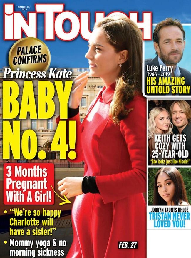 עוד היריון שלא היה (צילום: מתוך הפייסבוק של המגזין)