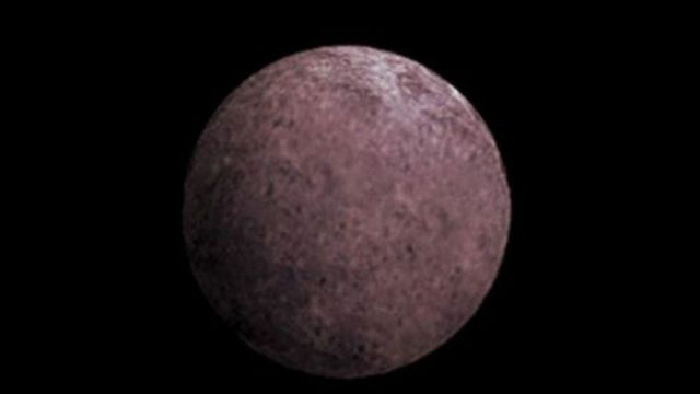 כוכב הלכת הננסי  2007 OR10 (צילום: נאס
