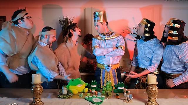 Six13  Passover (Photo: Daled Studio)