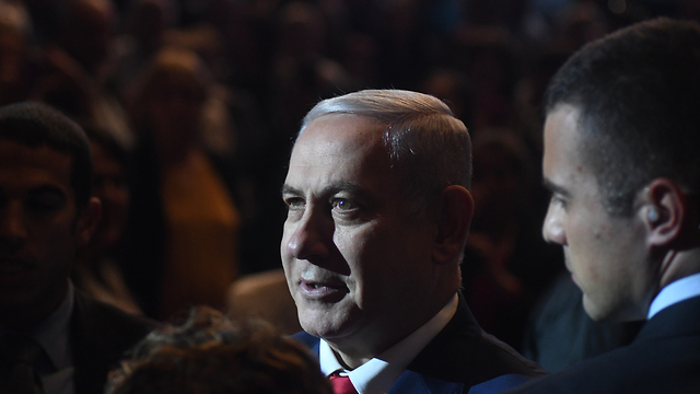 Prime Minister Benjamin Netanyahu (Photo: Rafi Kotz)  (Photo: Rafi Kotz)