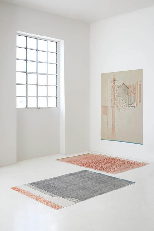 תצוגת השטיחים במילאנו