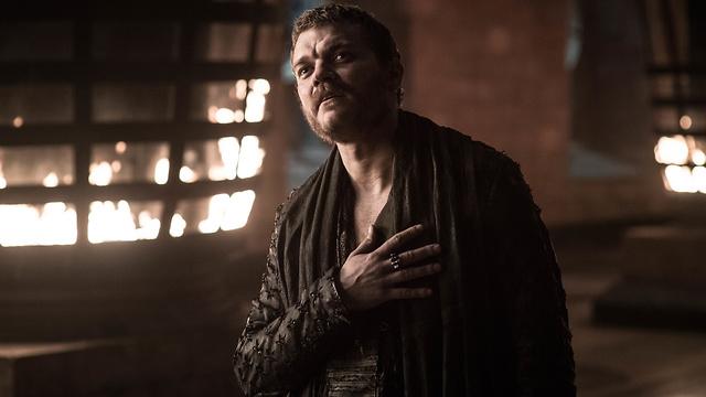 משחקי הכס עונה 8 פרק 1 (צילום: Helen Sloan / HBO)