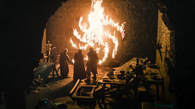 משחקי הכס עונה 8 פרק 1 (צילום: באדיבות HBO)