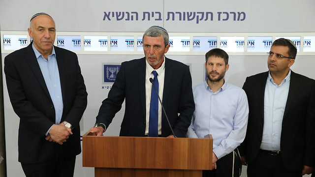 The Israeli right-wing's moment of truth