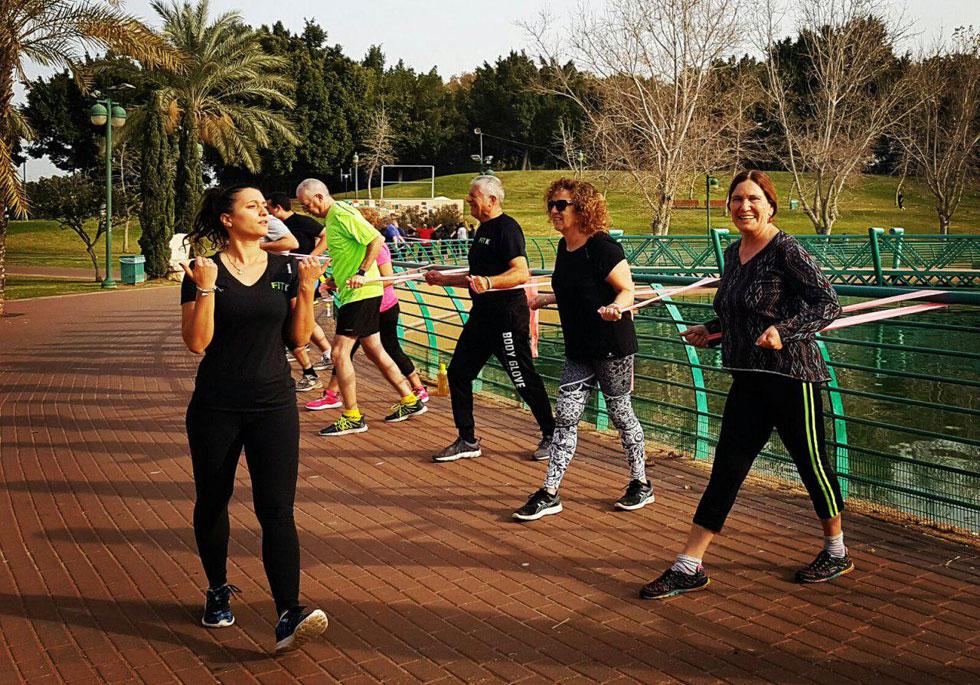 FIT K, ארגון הספורט ואורח החיים הבריא