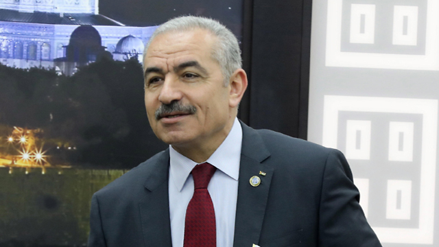 Palestinian Prime Minister Mohammed Shtayyeh (Photo: EPA)