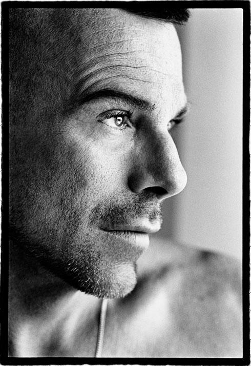 טיירי מוגלר בניו יורק, 1995 (צילום: Dominique Issermann©)