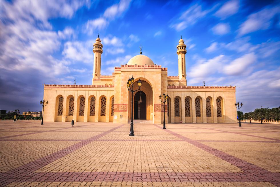 Al-Fatah Mosque, Bahrain
