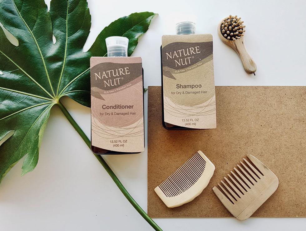 לטיפוח נכון בחרי תכשיר ייעודי שיביא לשיקום מסיבי של השיער שלך ויהפוך אותו לזוהר וחיוני (צילום: נייצ'ר נאט)