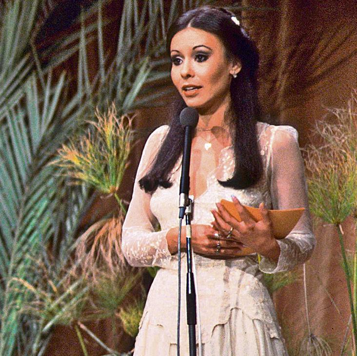 """ירדנה ארזי מנחה את האירוויזיון בירושלים. """"ביקורות נלהבות"""""""