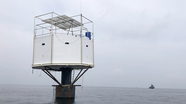 תאילנד הקימו בית ב ים סכנת עונש מוות (צילום: EPA)